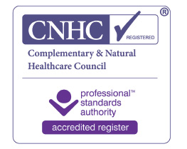 CNHC registered for hypnotherapy