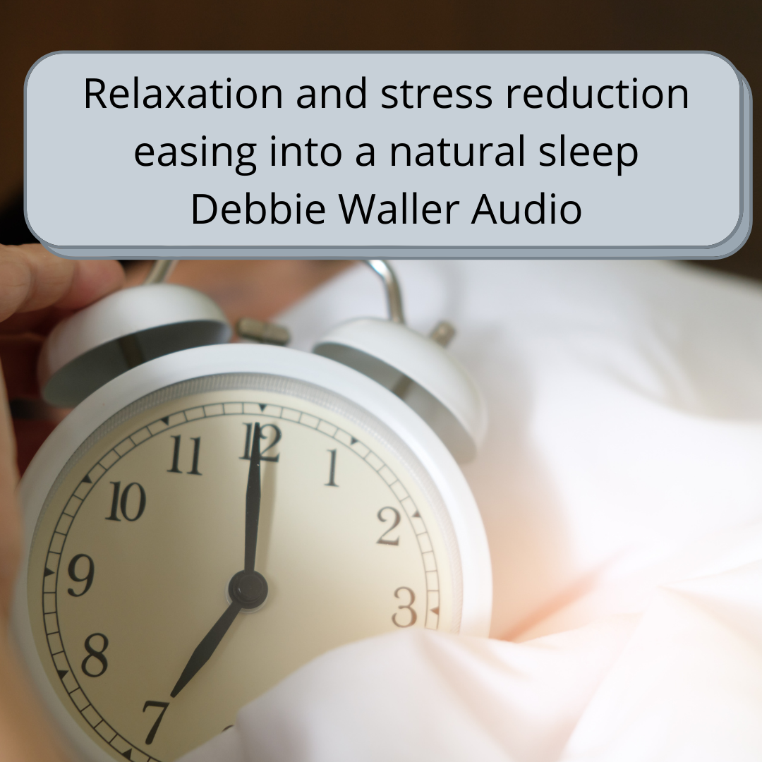relaxation and falling asleep Debbie Waller Audio