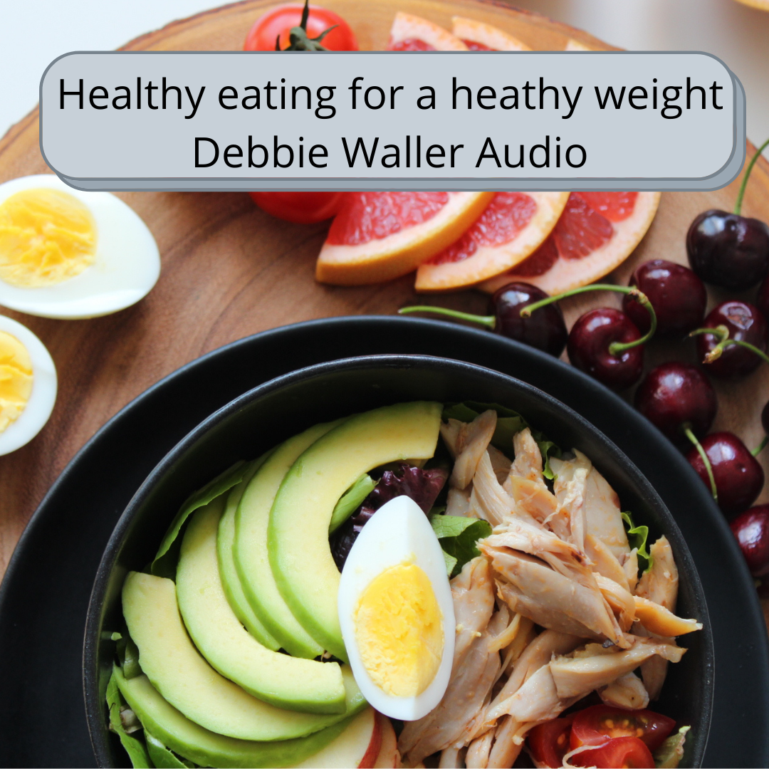 Healthy Eating Debbie Waller Audio