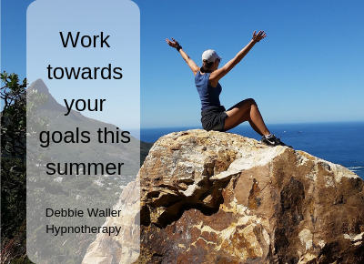 reach your goals this summer